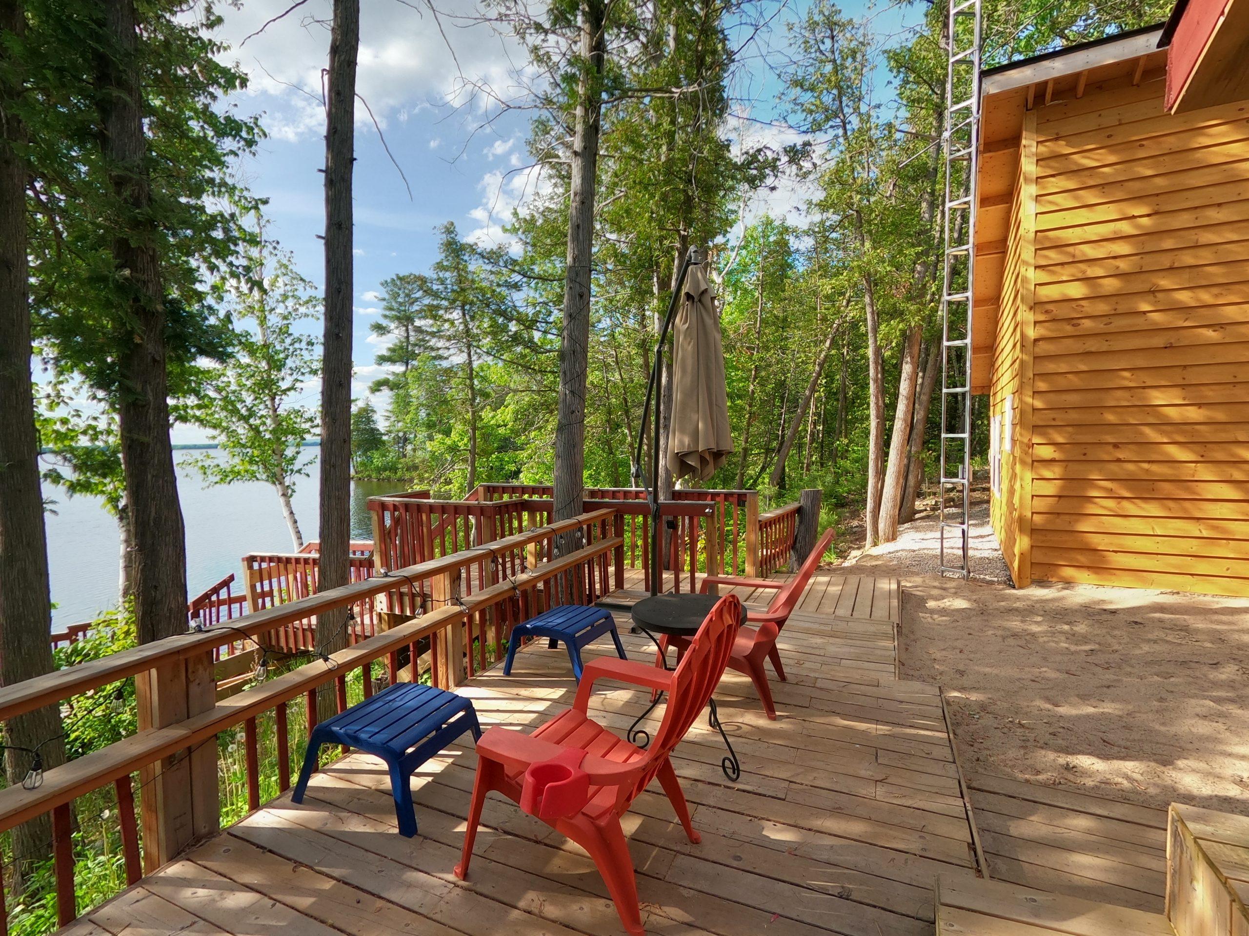 Cottage #8 Sauna Suite